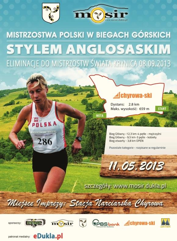 Mistrzostwa Polski w Biegach Górskich 11.05 - maly