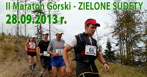 Zielone Sudety 2013 - banner