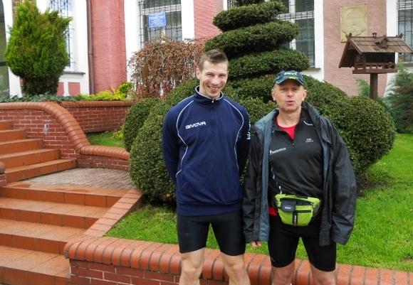 1.bieg na Chełmiec 2013