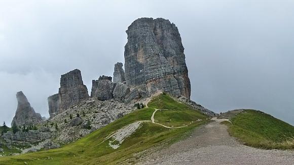 Dolomity-Cinque Torri