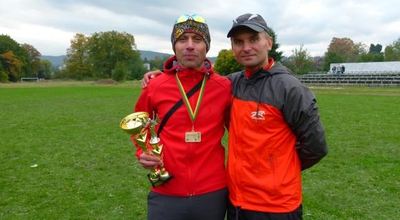 Maraton Zielone Sudety - Jarek i Krzysiek