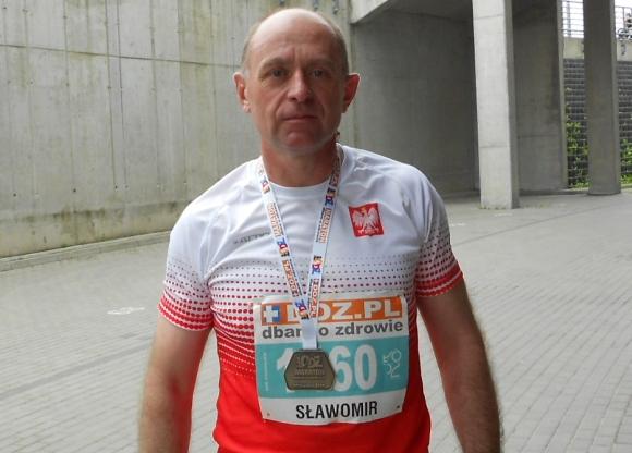 07. Łódż Maraton - ja