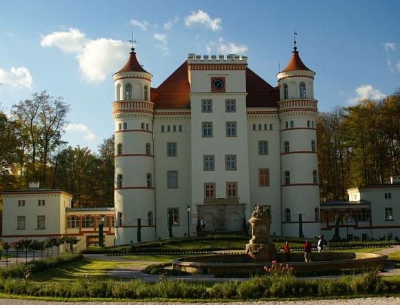 00. Pałac w Wojanowie