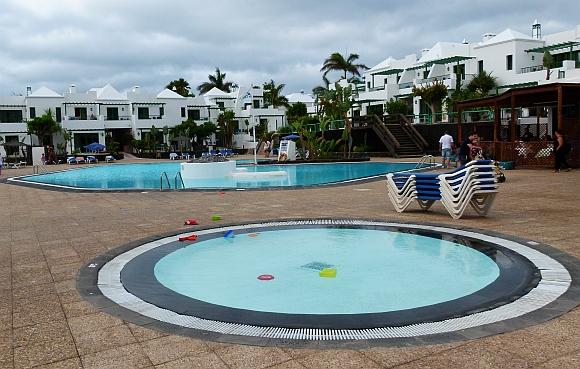 01.Lanzarote - hotel i bas