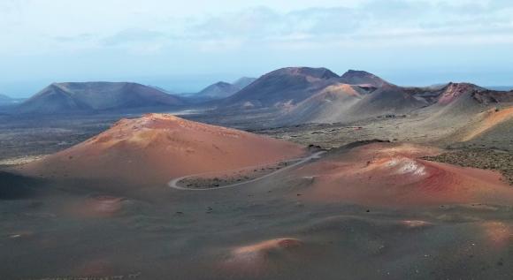 Lanzarote - kraina ognia