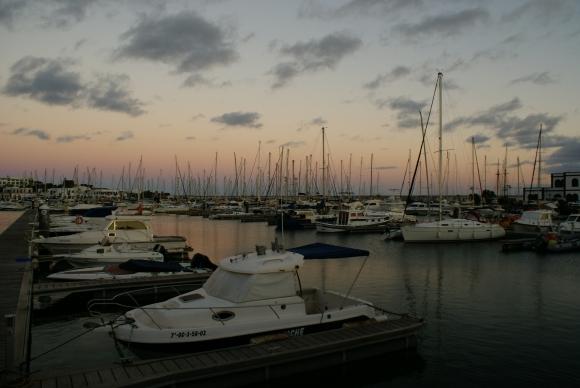 Lanzarote - port
