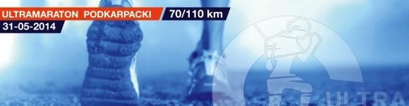 Ultramaraton Podkarpacki - baner