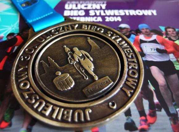 Trzebnica 2014 - medal