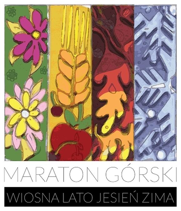 Maraton Leśnika - logo