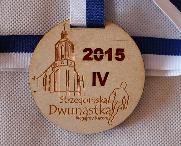Medal Strzegomska 1