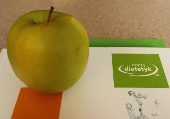 Jabłko i książka
