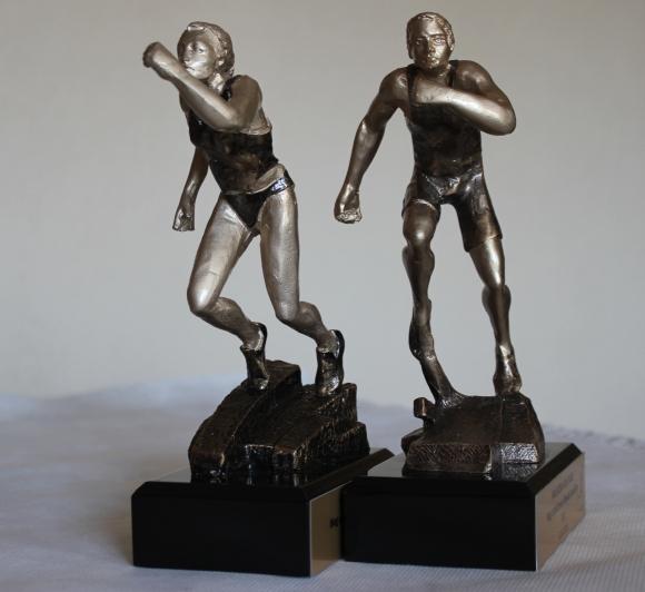 12.WRC - statuetki