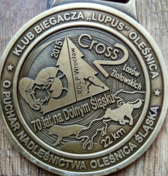 Cross L Złotowskich - medal