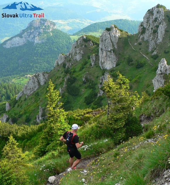 Slovak Ultra Trail - baner